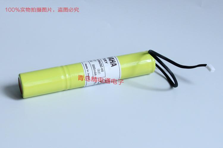 KR4-M4252-00 2000mAh 雅马哈YAMAHA ERCX机器人控制器B2 电池 8