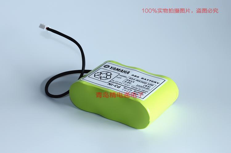 KS4-M53G0-100 雅马哈 YAMAHA 充电电池 8