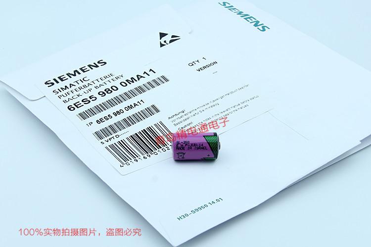 6ES5980-0MA11 西门子 SIEMENS PLC 电池 6