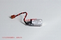 CPM2A-BAT01 OMRON欧姆龙 PLC 备用电池 ER3V 12