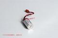 CPM2A-BAT01 OMRON欧姆龙 PLC 备用电池 ER3V 14