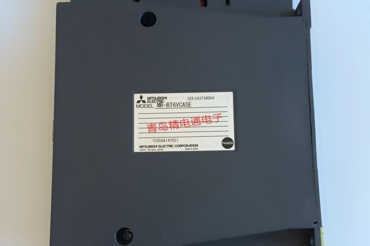 MR-BT6VCASE 2CR17335A Mitsubishi 三菱PLC 锂电池 1