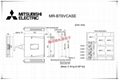MR-BT6VCASE 2CR17335A Mitsubishi 三菱PLC 鋰電池 3