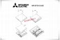 MR-BT6VCASE 2CR17335A Mitsubishi 三菱PLC 鋰電池 4
