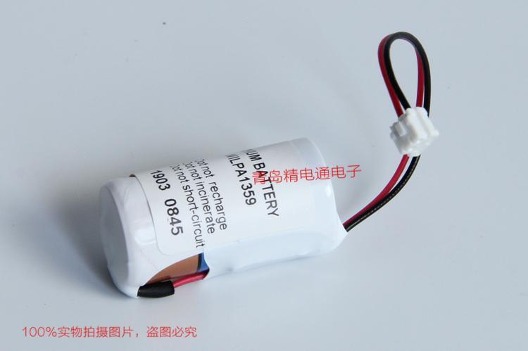 WILPA1359 施耐德 Schneider Modicon 莫迪康 PLC电池 4