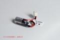 FBT030A FUJI NB2 PLC用锂电池(TOSHIBA ER3V/3.6V)带4p插头 6