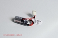 FBT030A FUJI NB2 PLC用锂电池(TOSHIBA ER3V/3.6V)带4p插头 12