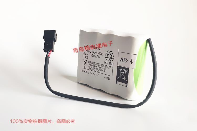 AB-4 HHR-21AHF4G3 艾卫艾 IAI 机械手 控制器 电池 带插头  A 14