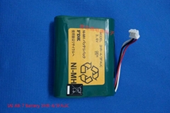 AB-7 3HR-4/3FAUC 艾卫艾 IAI 机械手 控制器 充电 电池