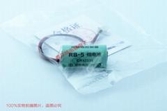 原装KOYO 光洋PLC锂电池 RB-5 3.0V SANYO CR17335SE