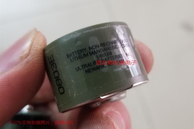 BA-5367/U BA5567/U UB0006 帅福得SAFT 低温锂电池 3V 1000mAh 3