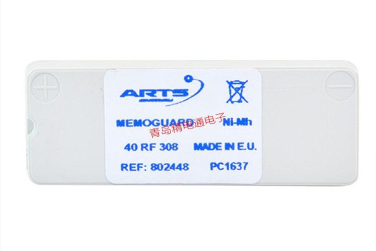 40RF308 802448 40 RF 308 SAFT 镍氢充电电池 3.6V 8
