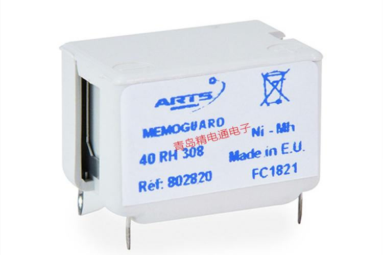 40RH308 802820 SAFT 镍氢充电电池 3.6V 8