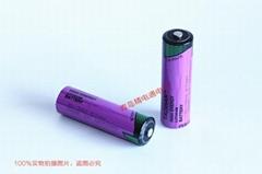 SL-560 AA 原厂塔迪兰TADIRAN 130度高温 锂电池 可加焊脚插头 SL560