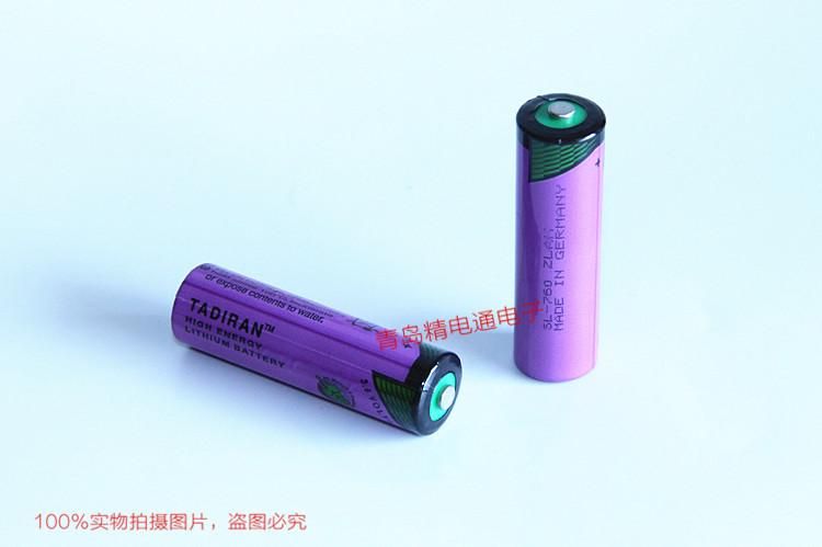 SL-760 AA 原厂塔迪兰TADIRAN 锂电池 按要求加插头或焊脚 SL760 15