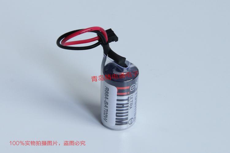 R88A-BAT02W PLC 用锂电池 3.6V 5