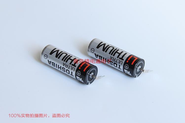 ER17500V/3.6V TOSHIBA东芝 ER17500V 中国  代理 可加各种连接器 3