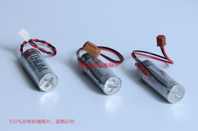 ER17500V/3.6V TOSHIBA东芝 ER17500V 中国  代理 可加各种连接器 5