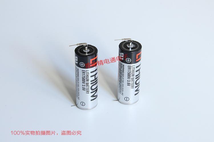 ER17500V/3.6V TOSHIBA东芝 ER17500V 中国  代理 可加各种连接器 7