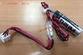 ER6V 机器人本体电池 东芝Toshiba 3.6V 带6孔白色插头 电池 10