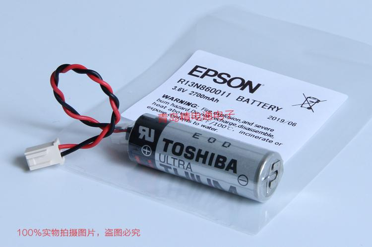 ESPON 爱普生 C4 R13N860011 ER17500V 机器人电池 5