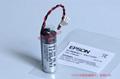 ESPON 爱普生 C4 R13N860011 ER17500V 机器人电池 6