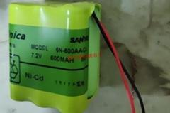 6N-600AACL SANYO三洋 設備儀器 可充電電池