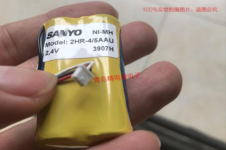 2HR-4/5AAU SANYO三洋 设备仪器 可充电电池  4