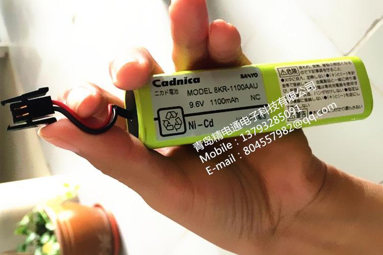 8KR-1100AAU SANYO三洋 设备仪器 可充电电池 8
