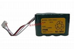 8HR-4/5AU 9.6V 頻閃儀 充電電池 SANYO三洋 設備儀器電池