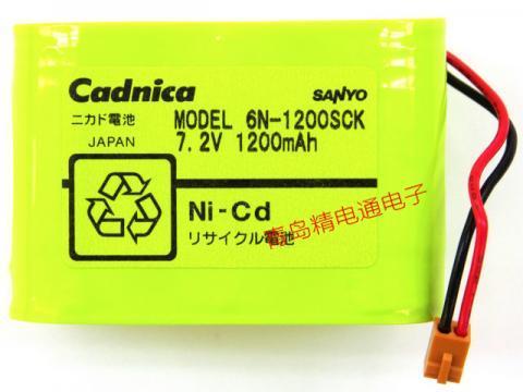 6N-1200SCK SANYO三洋 设备仪器 德国贝朗注射泵 可充电电池 2