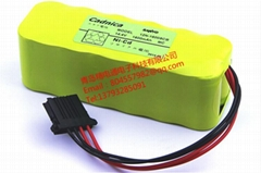 12N-1600SCB SANYO三洋 设备仪器 电池 14.4V 1600mAh 可充电电池