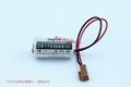 SANYO三洋 CR17335SE 带插头 焊片/脚 锂电池 按要求加插头/组合 9