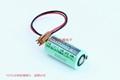 SANYO三洋 CR17335SE-R 带插头 焊片/脚 锂电池 按要求加插头/组合 13