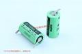 Sanyo Lithium Batteries CR17335SE-R-Jae 4P connector 3V,1800mAh