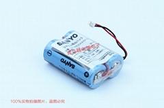 CR17450E-R-2-CN10 SANYO三洋 锂电池