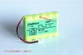 三洋 Sanyo Cadnica 5N-700AACL 三洋 6V 700mAh 充电电池组 现货