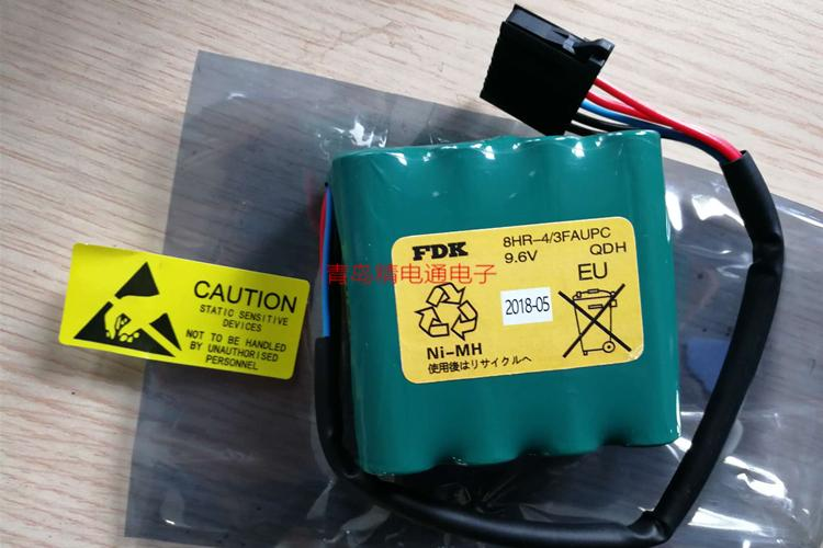 8HR-4/3FAUPC Okuma MB4000 MB4000a 设备电池 9.6V 10