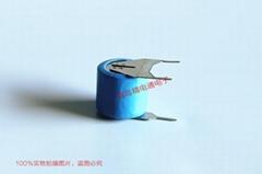 CR1/3N CR11108 2L76 3PIN 焊脚 富士FDL 3V 锂锰电池