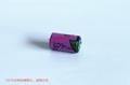 TL-5101 1/2AA ER14252 塔迪兰TADIRAN 锂电池 按要求 加工 插头 焊脚 4