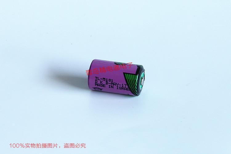 TL-5101 1/2AA ER14252 塔迪兰TADIRAN 锂电池 按要求 加工 插头 焊脚 6