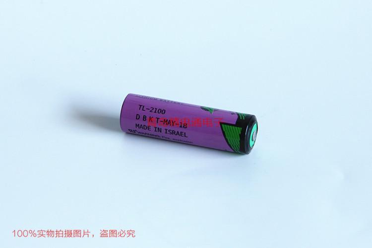 TL-2100 AA ER14505 塔迪兰TADIRAN 锂电池 按要求 加工 插头 焊脚 1