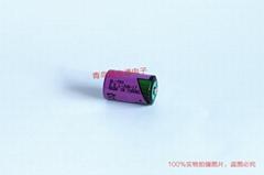 SL-750 1/2AA 塔迪兰 TADIRAN 锂电池 按要求 加工 插头 焊脚