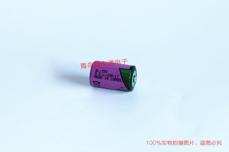 SL-750 1/2AA 塔迪兰 TADIRAN 锂电池 按要求 加工 插头 焊脚 2