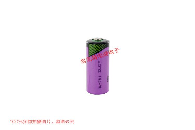 SL-761 2/3AA 塔迪兰 TADIRAN 锂电池 按要求 加工 插头 焊脚 3