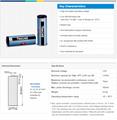 SB-A01 Tekcell ER17505 ER17500 A 3.6V 3.65Ah 仪表PLC 锂电池 4