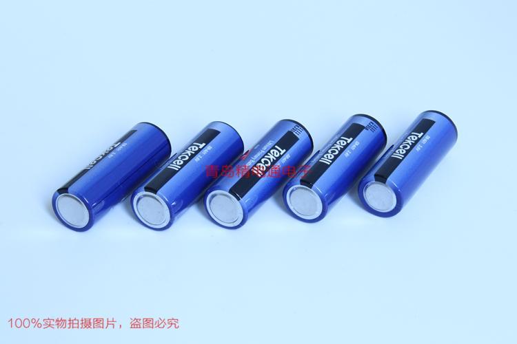 SB-A01 Tekcell ER17505 ER17500 A 3.6V 3.65Ah 仪表PLC 锂电池 5
