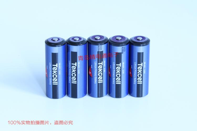 SB-A01 Tekcell ER17505 ER17500 A 3.6V 3.65Ah 仪表PLC 锂电池 15