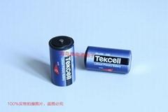 SB-C02 韩国 Tekcell ER26500,C,3.6V 仪表PLC 锂电池 8.5Ah
