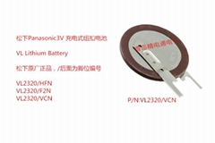 Panasonic Battery BR2330ABR-2330A/HDN 3V